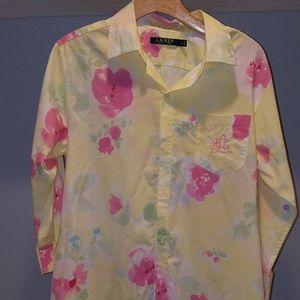 Ralph Lauren night gown womens Small